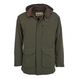 Barbour Bransdale Forest Green Jacket