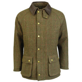 Barbour Tweed Gamefair Jacket