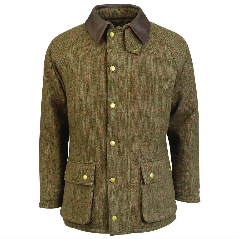 Tweed Jacket Mens