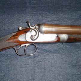 "P Webley 12 Bore 30"" Hammer Gun"