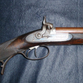 Purdy 40 Bore Double Rifle