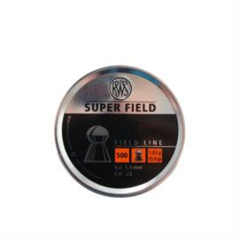 RWS Superfield .22 Air Rifle Pellets
