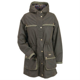 LWX0441 Barbour Holkham Durham Jacket