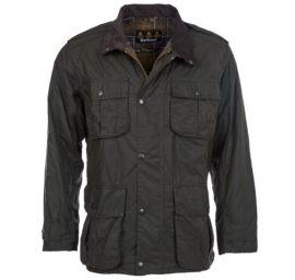 Barbour Trooper Waxed Jacket