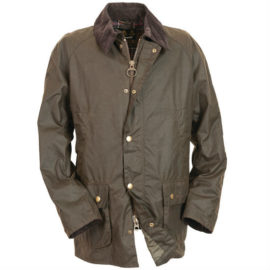 MWX0339 Barbour Ashby Waxed Jacket Olive