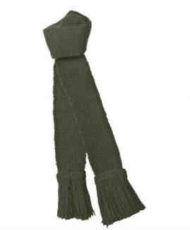Pennine Olive Shooting Sock Garter