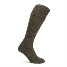 Pennine Beater Derbytweed Shooting Socks
