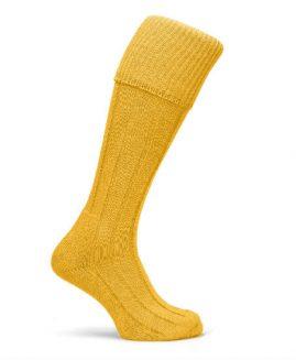 Pennine Stalker New Gold Shooting Socks