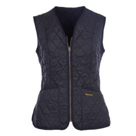 LQU0326NY91 Barbour Fleece Betty Gilet Navy (1)