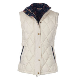 LQU0638ST11 Barbour Ladies Tors Gilet Pearl