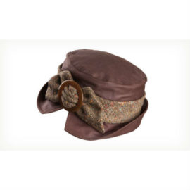 Olney Helen Wax & Tweed Hat
