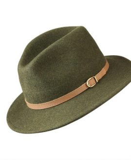 Olney Mens Safari Flex Felt Hat