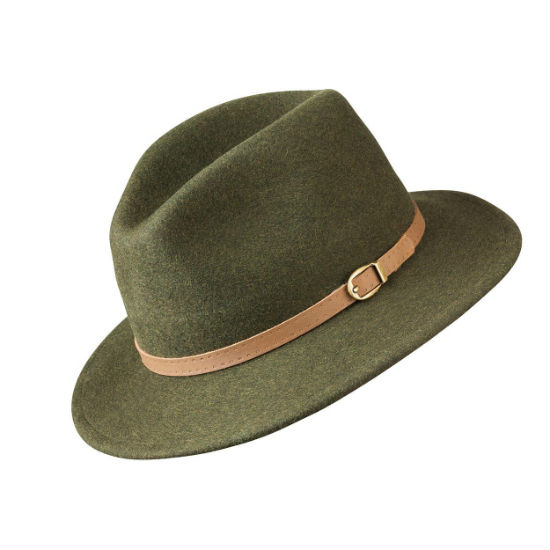 b5ea07bb44395 Olney Mens Safari Flex Felt Hat | Countryway Gunshop