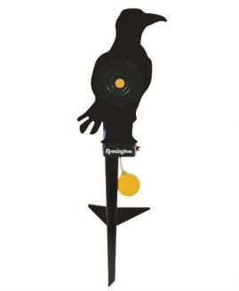 Remington Knock Down Air Rifle Target - Crow
