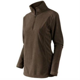 Seeland Ladies Adele Fleece Brown
