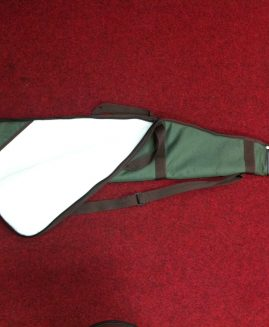 Bishnym Padded Canvas Soft Rifle Gun Case Slip