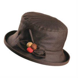 Olney Berry Wax Hat