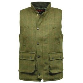 Game Men's Tweed Gilet