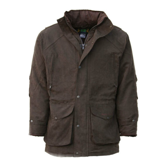 Hunter Outdoor Gamekeeper Coat