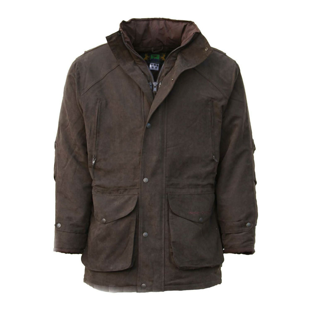 Hunter Outdoor Gamekeeper Waterproof Jacket