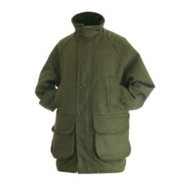 Hunter Outdoor Mens Tweed Jacket