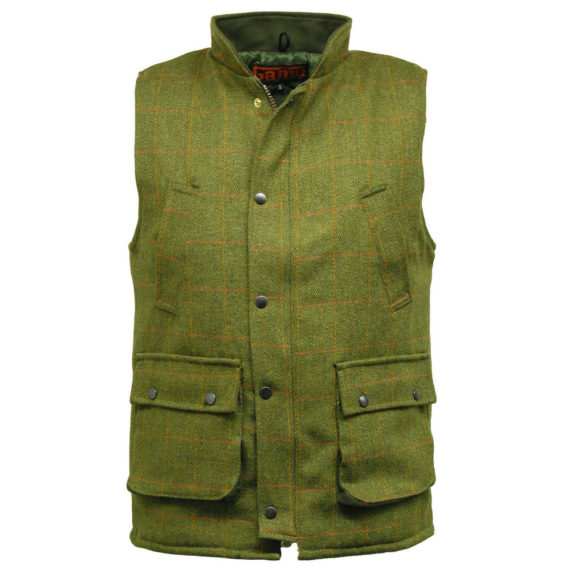 Hunter Outdoor Tweed Gilet