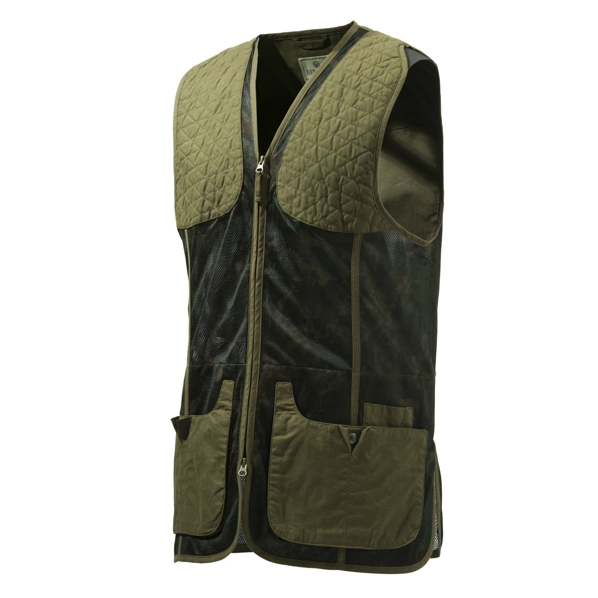 Beretta Urban Camo Mesh Clay Shooting Skeet Vest