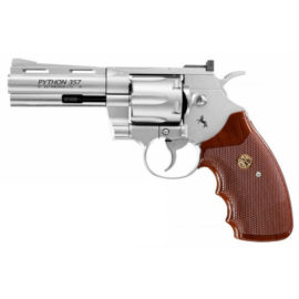 Colt Python Nickel CO2 Pistol
