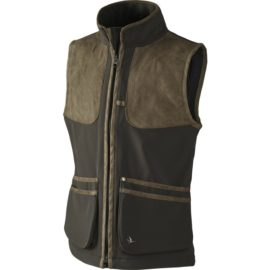 Seeland Mens Winster Soft Shell Shooting Vest Waistcoat
