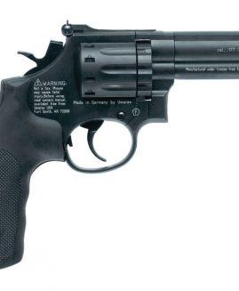 """Smith & Wesson 4"""" Revolver 177 CO2 Pistol"""