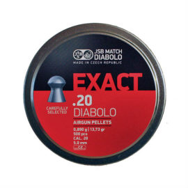 JSB Exact Diabolo .20 Air Rifle Pellets