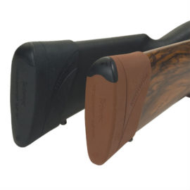 Pachmayr Decelerator Slip On Shotgun or Rifle Recoil Pad - Black Or Brown