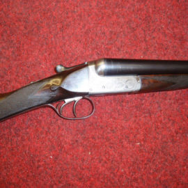 "F.Beesley 20 Bore Side by Side 28"" Shotgun"
