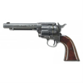 Colt Peacemaker CO2 BB Pistol Revolver Worn Finis