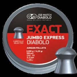 JSB Jumbo Exact Express .22 Air Rifle Pellets