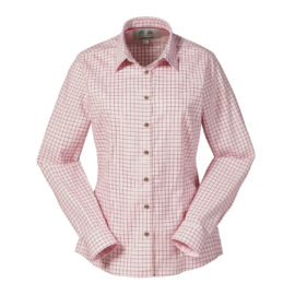 Musto Ladies Country Check Shirt Mia Rose CS0454