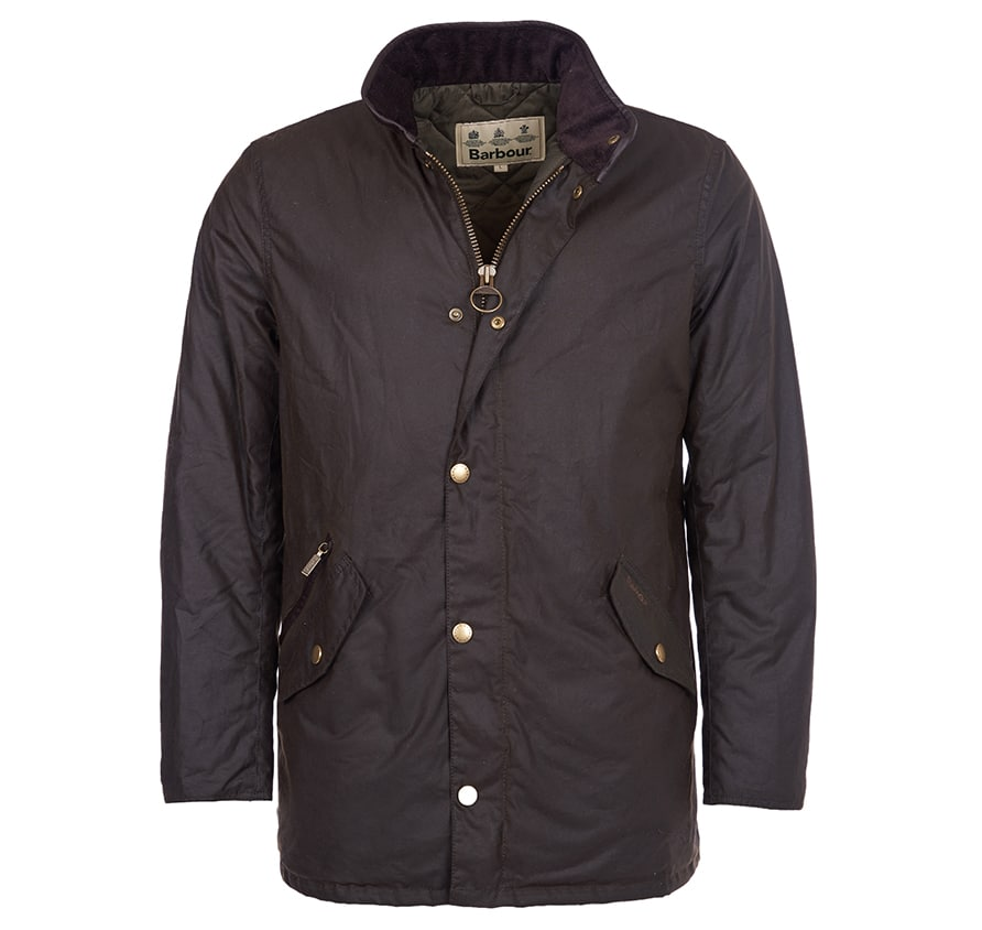 MWX0726OL71 Barbour Prestbury Wax Jacket