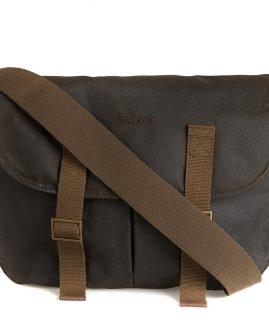 Barbour Medium Thornproof Wax Tarras Bag