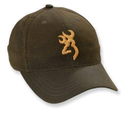 Browning Dura Wax Baseball Cap