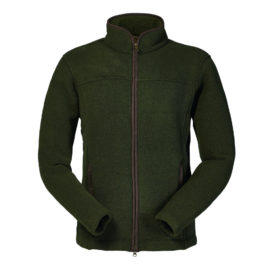 CS0564 Musto Melford Fleece Jacket Dark Moss (1)