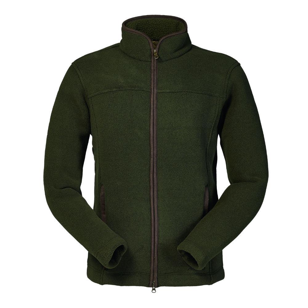 CS0564 Musto Melford Fleece Jacket Dark Moss (1)