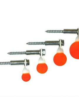Jack Pyke Mini Screw Spinner Targets x4