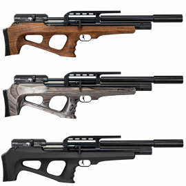 FX Wildcat MK2 Black, Laminate or Walnut 177 22 Air Rifle