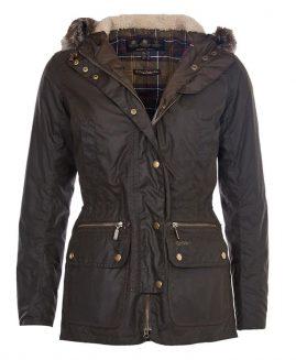 Barbour Ladies Kelsall Waxed Jacket