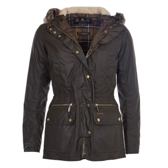 Barbour Kelsall Waxed Jacket