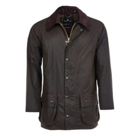 mwx0002ol71 Barbour Classic Beaufort Wax Jacket