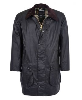 Barbour Border Men's Waxed Jacket