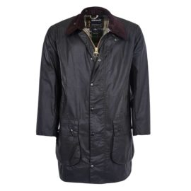 mwx0008sg91 Barbour Border Wax Jacket Sage