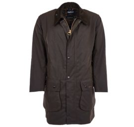 mwx0009ol91 Barbour Classic Northumbria Wax Jacket