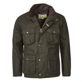 Barbour Winter Utility Wax Jacket
